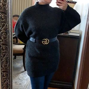 Sweater can be dress too